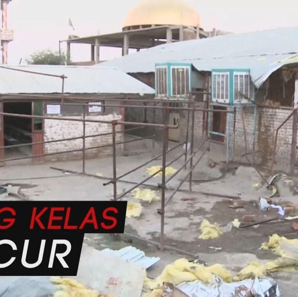 Teror Bom Hantam Lembaga Pendidikan di Kabul, 48 Siswa Tewas