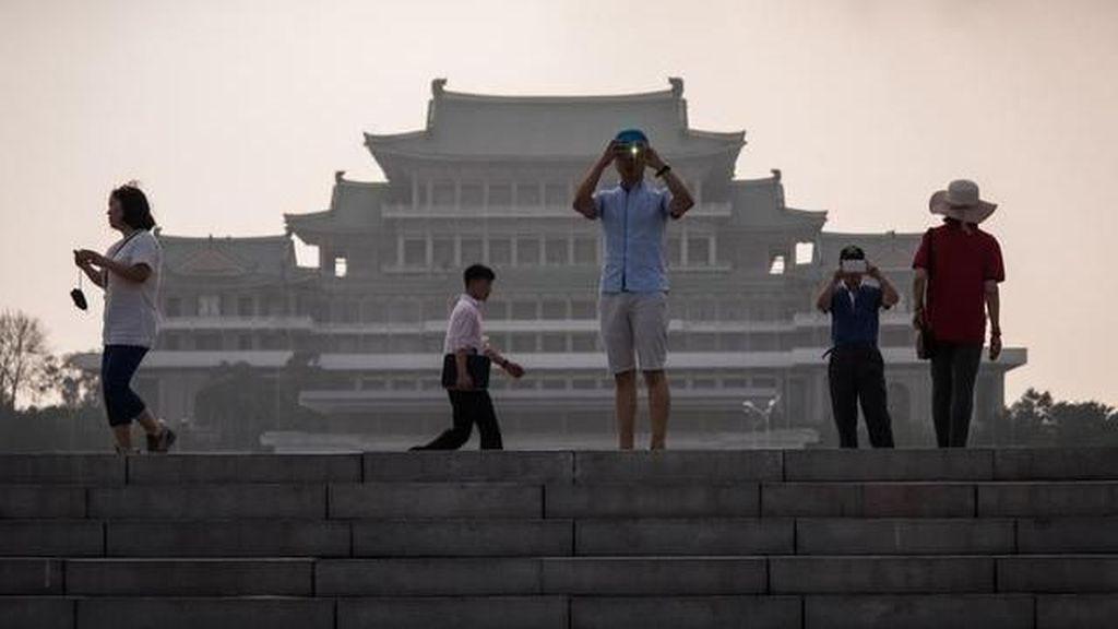 Korea Utara Larang Sementara Kunjungan Turis, Alasannya Rahasia