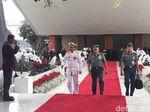 Panglima hingga Menteri Hadiri Sidang Tahunan Bersama DPR-MPR