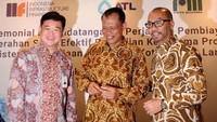 Pembiayaan sindikasi itu sebesar Rp 550 M untuk pengembangan proyek Sistem Penyediaan Air Minum (SPAM) di Kota Bandar Lampung. Foto: dok. BNI