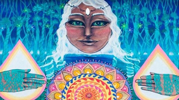 Dilukis oleh banyak seniman terkenal, tema dari mural ini pun bermacam-macam. Ada mural dengan tema agama, lingkungan sampai anak-anak. (museoacieloabiertoensanmiguel.cl)