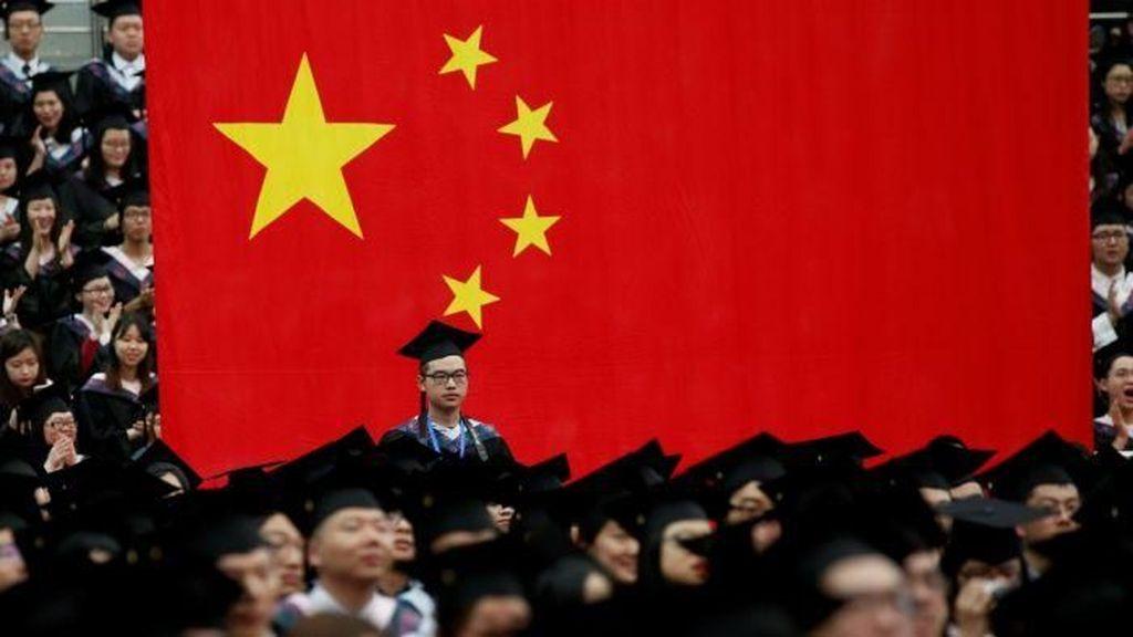 Universitas Australia Menghadapi Ancaman dari PT di China