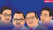 Mereka yang Beralih dari Mega dan Jokowi ke Kubu Prabowo-Sandi