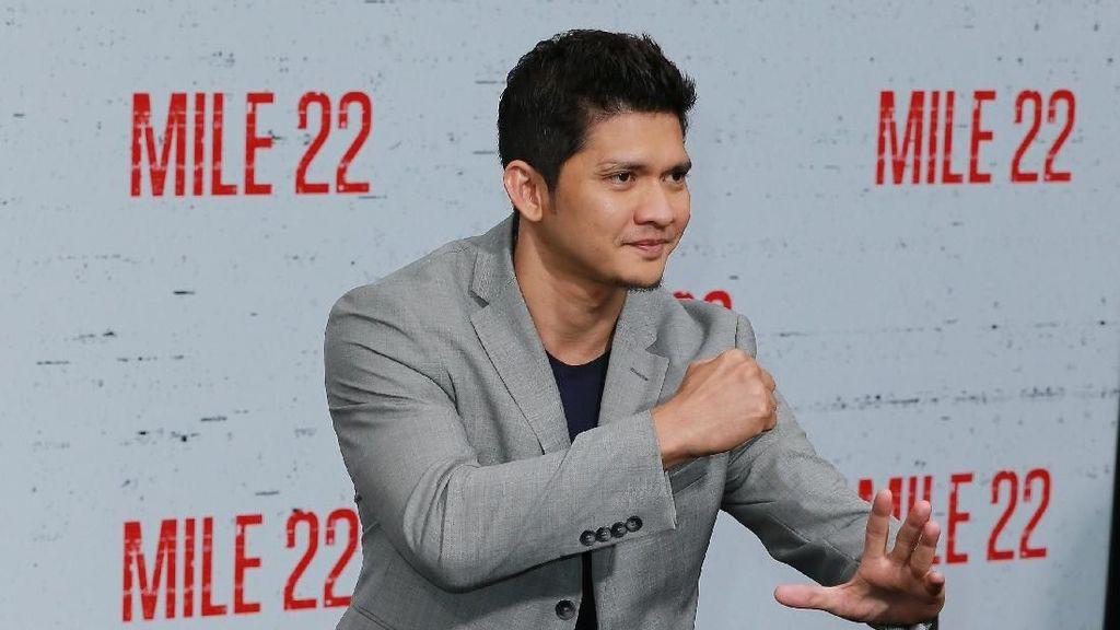Iko Uwais Disebut Next Jackie Chan, Audy: Alhamdulillah!