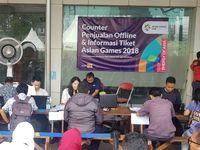 Tentang Bobroknya Pengelolaan Tiket Asian Games 2018