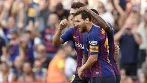 Barcelona Akan Pakai Lencana Juara La Liga