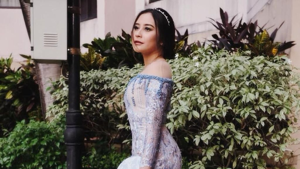Prilly Bela Via Vallen yang Dikritik Lip Sync di Opening Asian Games