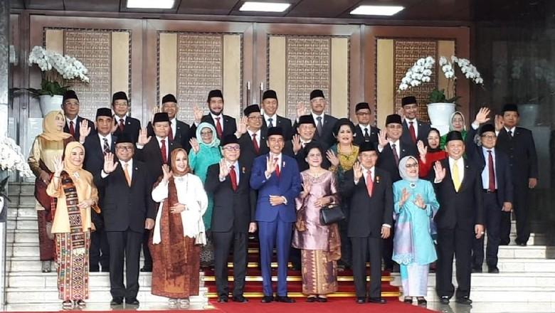 Kritik Zulkifli Hasan ke Pemerintahan Jokowi dari Mimbar Sidang MPR