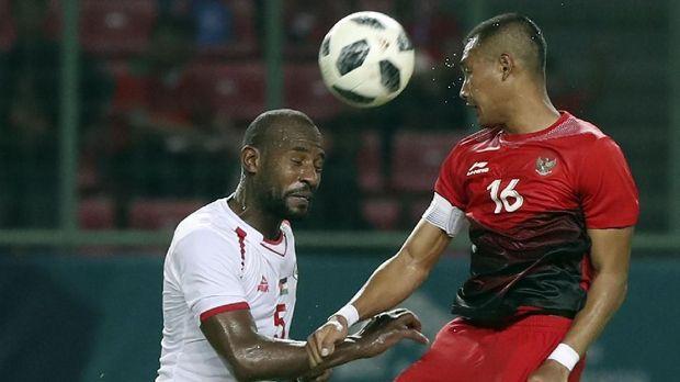 Hansamu Yama Pranata menjadi salah satu pemain penting di Timnas Indonesia U-23.