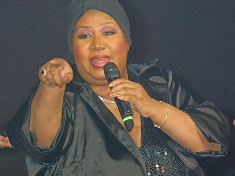 Duka Selebriti Dunia untuk Aretha Franklin