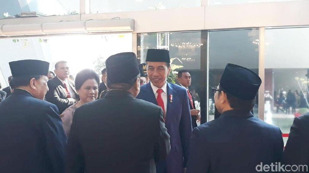 Jokowi Beberkan Alasan RI Gencar Bangun Infrastruktur