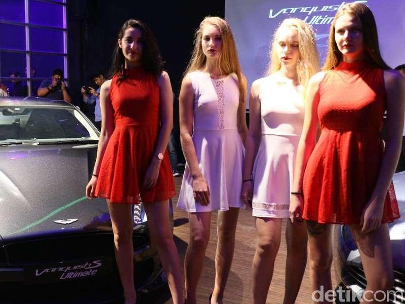 Cuma 1 di Indonesia, Aston Martin Vanquish S Ultimate
