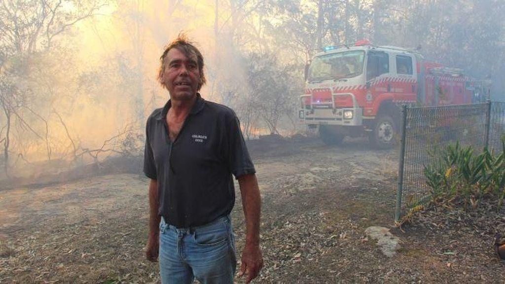 Kebakaran Hutan di Musim Dingin Kejutkan Warga Australia