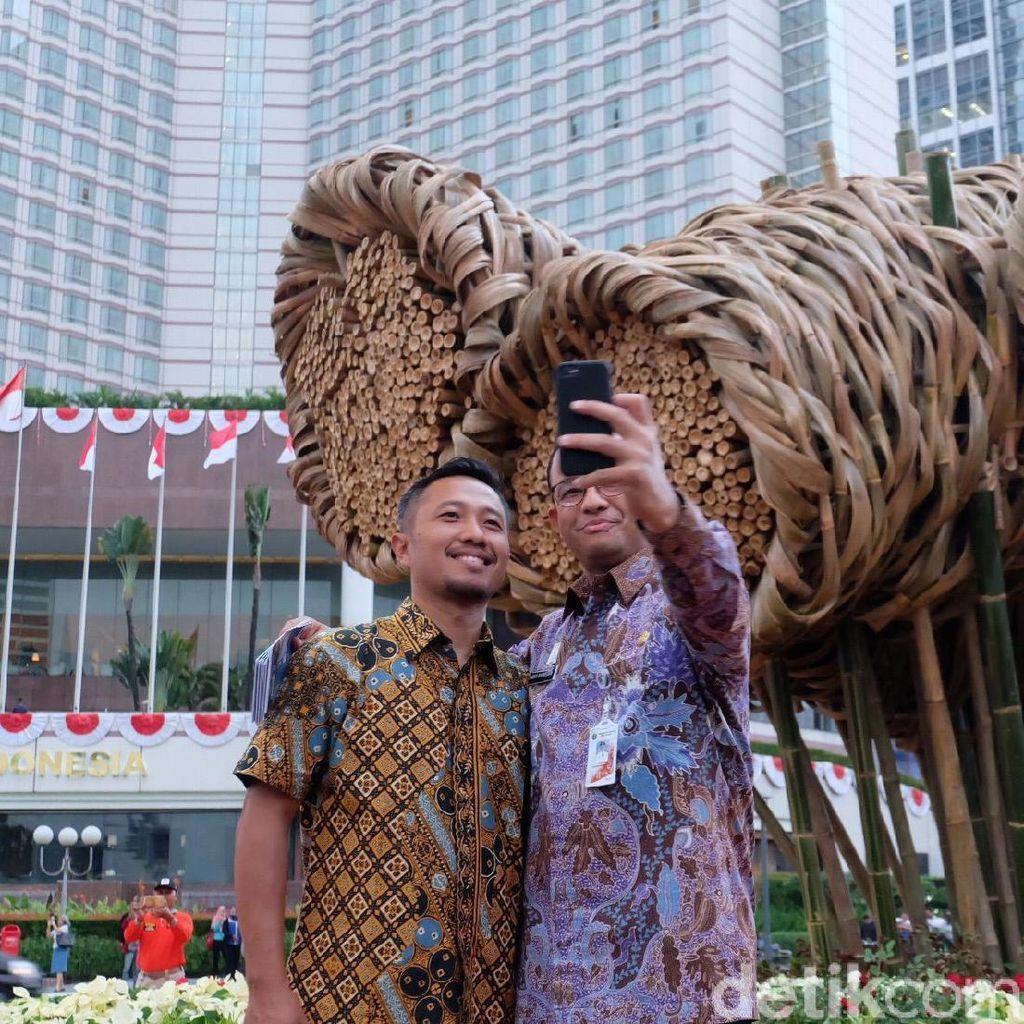 Cuma Kuat 6 Bulan, Seni Bambu Joko Avianto Seperti Nonton Musik