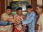 Prabowo-Sandiaga Bertamu ke PBNU