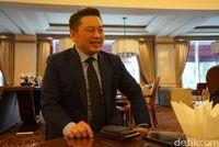 Menteri Perdagangan dan Industri Internasional Malaysia Ignatius Darell