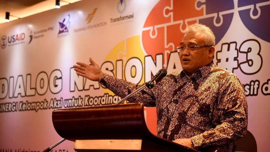 Dialog Nasional Ketenagakerjaan Inklusif