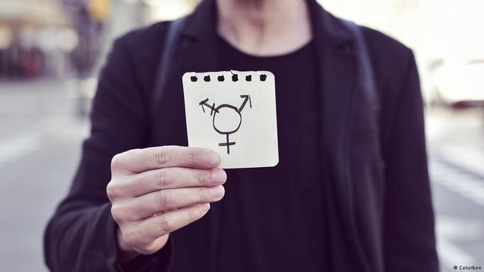 Ilustrasi interseks. (Foto: DW (Soft News))