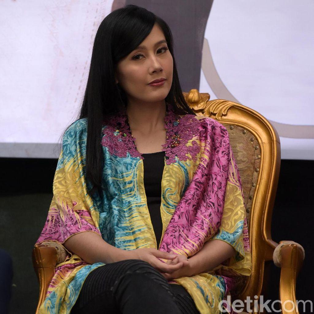 Suami Anggap Ardina Rasti Wanita Super karena Tekad Bersalin Normal