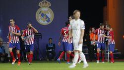 Hasil Piala Super Eropa: Libas Real Madrid, Atletico Juara
