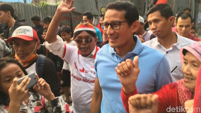Manuver Sandiaga Dinilai Bisa Bajak Pendukung Jokowi