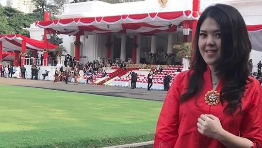 Yuki Kato hingga Shandy Aulia Cantik Berkebaya di HUT RI ke-73