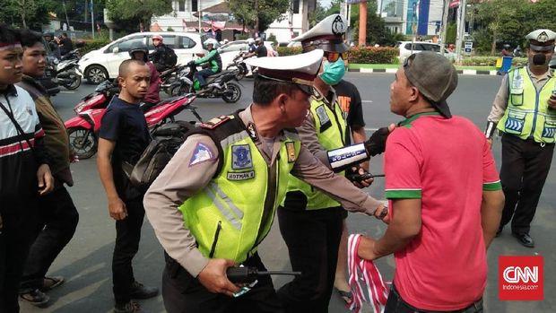 Polisi Tangkap 14 Calo Jelang Timnas Indonesia U-23 vs Laos