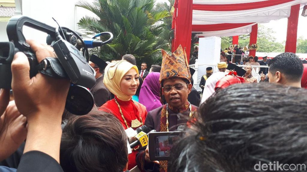 Idrus: Jika Pak Jokowi Berhasil dan Dipilih Kembali Itu Pahala