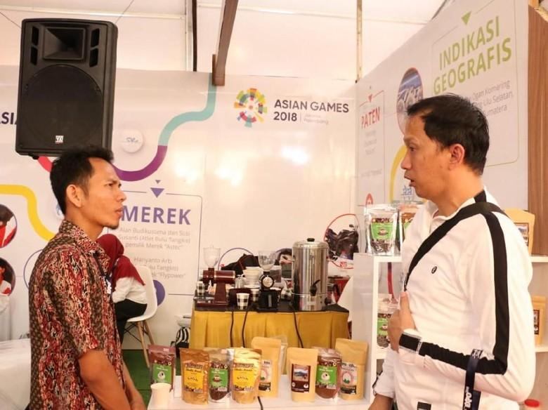 Indikasi Geografis DJKI Dorong Harga Jual Produk Lokal Tinggi