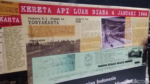 Singgasana Pertama Sang Presiden di Ibu Kota Yogyakarta