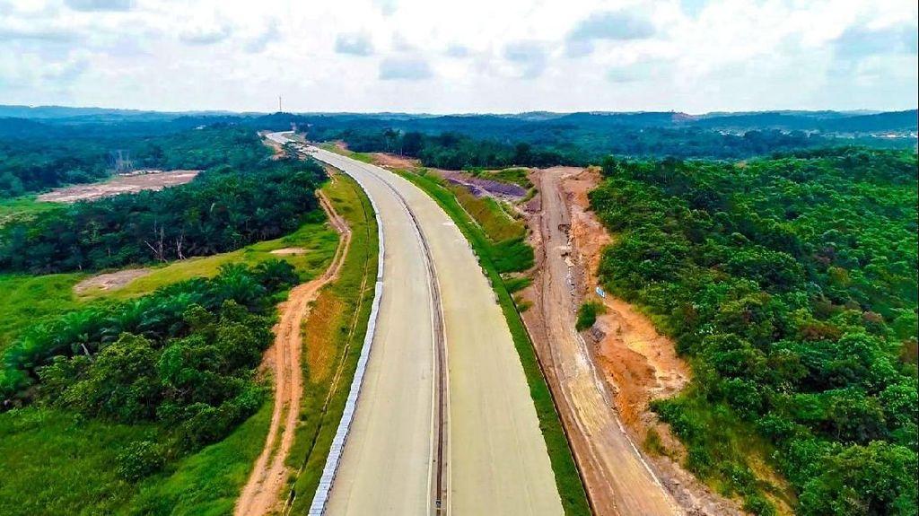 Bisa Dipakai 2019, Ini Rute Jalan Tol Balikpapan-Samarinda