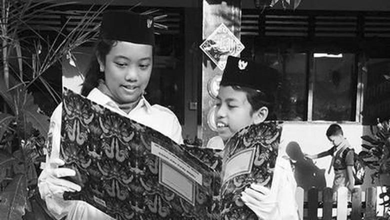 4 Makna Kemerdekaan yang Bisa Diajarkan ke Anak Foto: instagram