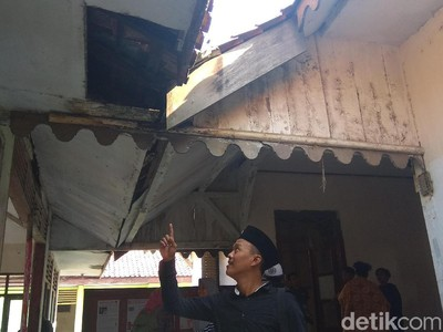 Gedung Bersejarah di Rengasdengklok yang Kini Merana