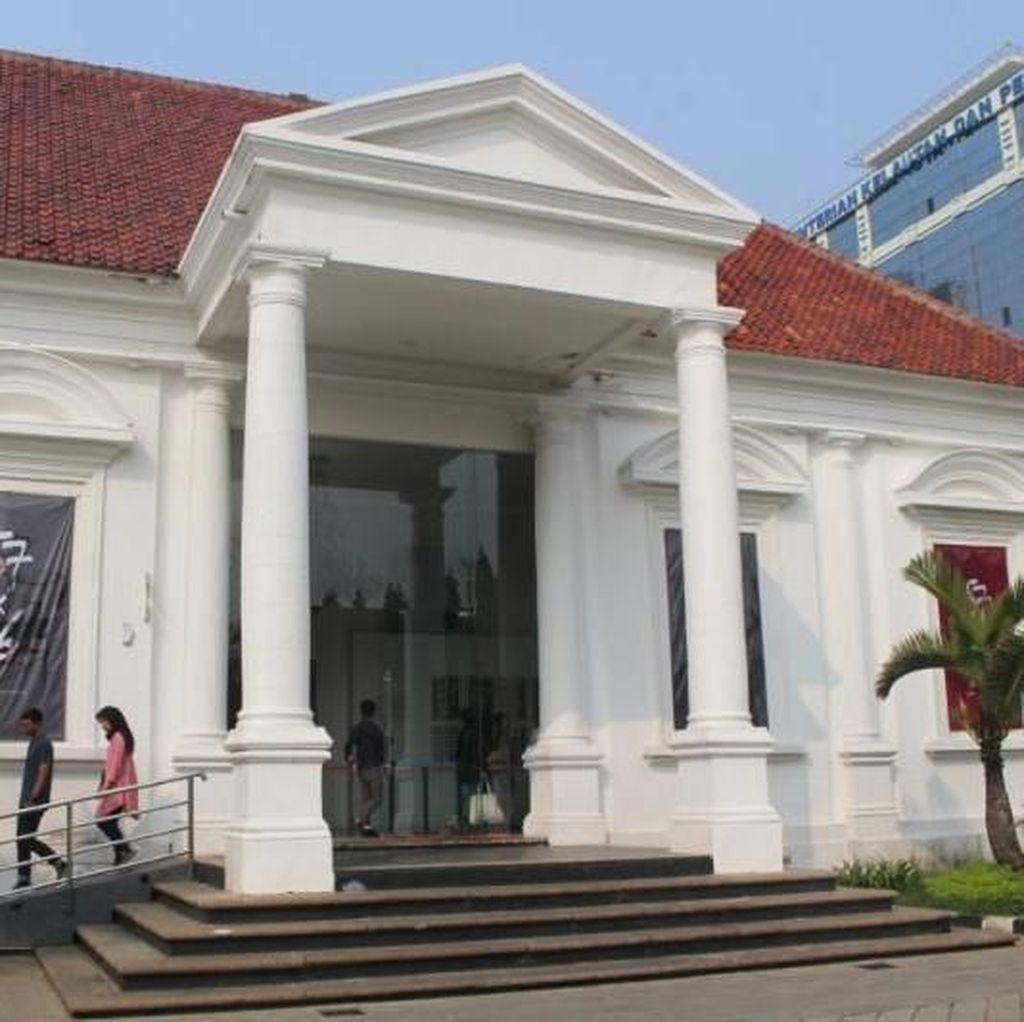 Libur Kemerdekaan, Ayo ke Galeri Nasional!