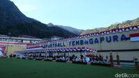 Upacara HUT RI di Tembagapura, Freeport Singgung Divestasi Saham