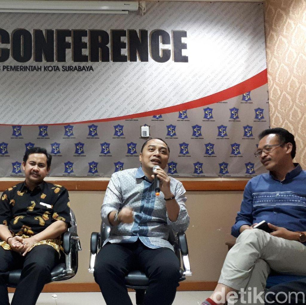 SD dan SMP di Surabaya Dijanjikan Fasilitas Lebih Baik Tahun Depan