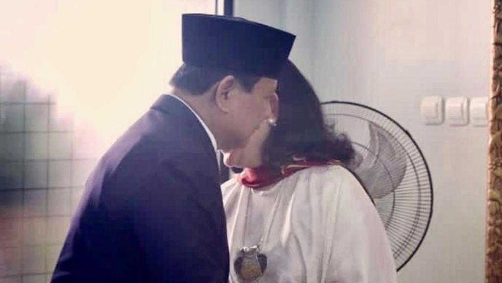 Sandi soal Kemesraan Prabowo-Titiek: Ada Getaran Lain pada Hari Itu