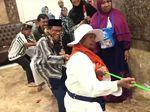 Meriahkan HUT RI, Jamaah Haji Lomba 17-an di Tanah Suci