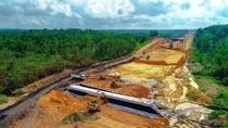 Wow! Ada Terowongan Khusus Beruang di Tol Pertama Kalimantan