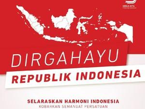 Ini List Belanja Semarak Diskon 73 Tahun Indonesia