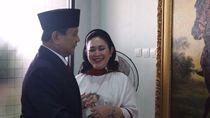 Prabowo-Sandi Jadi PADI, Titiek Soeharto: Semoga Beri Kemakmuran