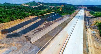 Mengintip Progres Jalan Tol Pertama di Kalimantan