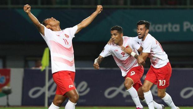 Timnas Indonesia dan Hong Kong punya tipe permainan yang serupa.