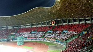 Bentrok Jadwal Timnas, Persija Vs  Persela di Stadion Patriot Ditunda