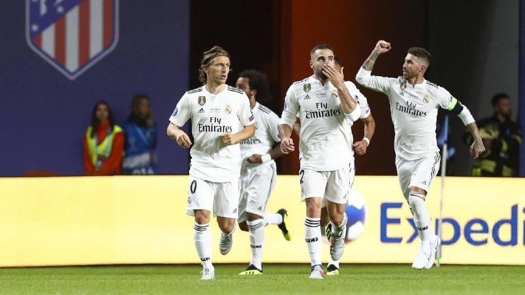 Ramos: Madrid Akan Juara Lagi