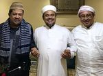 Fadli Zon-Fahri Temui Habib Rizieq di Mekah, Ngobrol Hingga Subuh