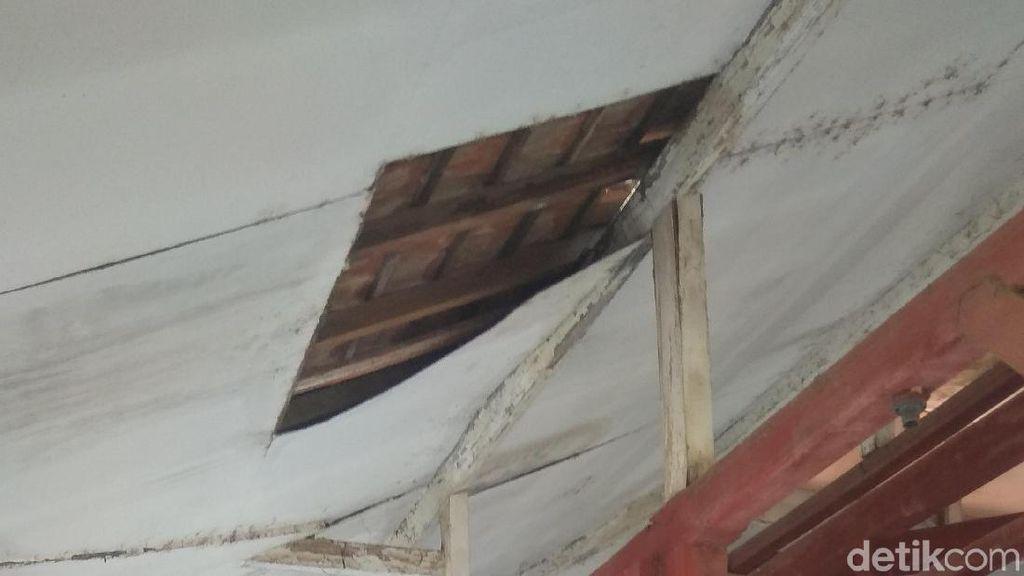 Foto: Nasib Tragis Gedung Bersejarah di Rengasdengklok