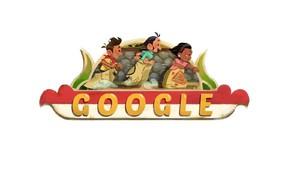 Rayakan HUT ke-73 RI, Google Bikin Lomba Balap Karung