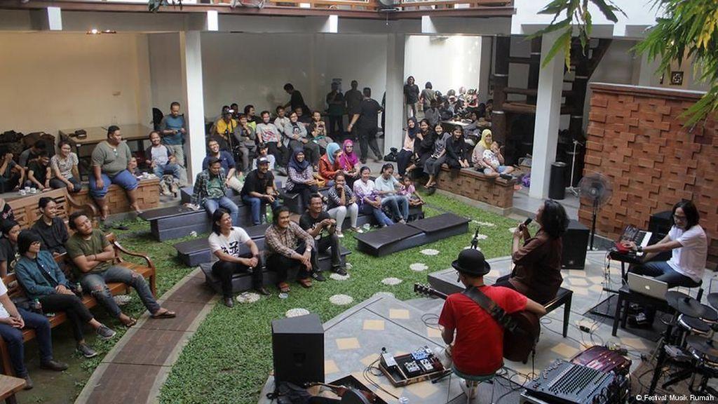 Festival Musik Rumah 2018, Merayakan 17 Agustus dengan Kebersamaan