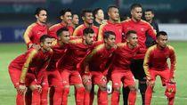 Sepakbola Asian Games 2018: Head-to-Head Laos vs Indonesia